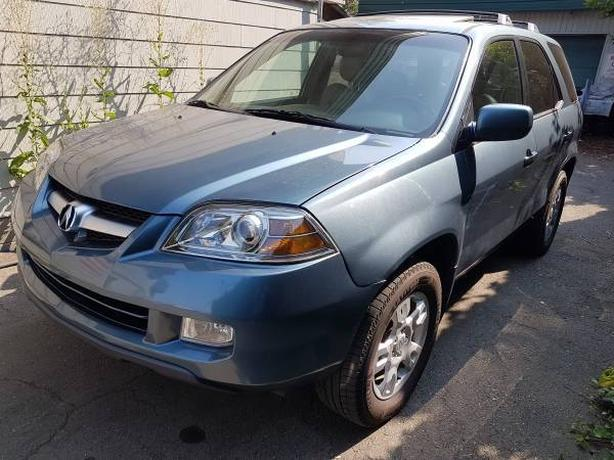 2006 Acura MDX Touring Edition With Blue Tooth 180ks Free Warranty