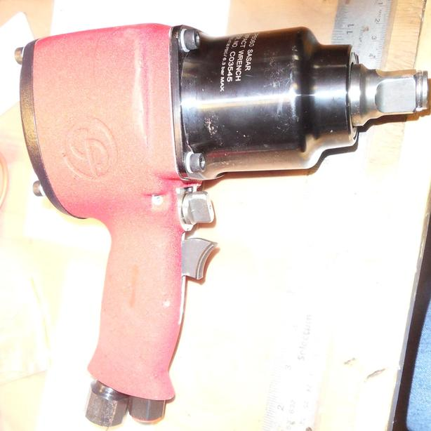 "Chicago Pneumatic CP6060-SASAB 3/4"" Drive Impact Wrench"