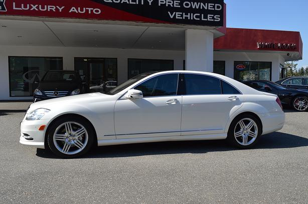 2013 Mercedes-Benz S-Class S550 4MATIC *SALE* Outside