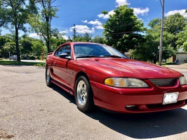 1994 Mustang GT 5 speed