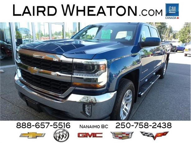 2017 Chevrolet Silverado 1500 LT 4x4 Back-Up Camera, WiFi Hotspot
