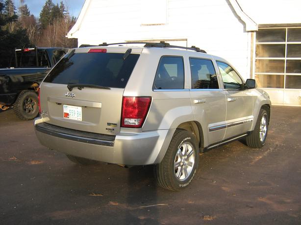 2008 GRAND CHEROKEE LIMITED