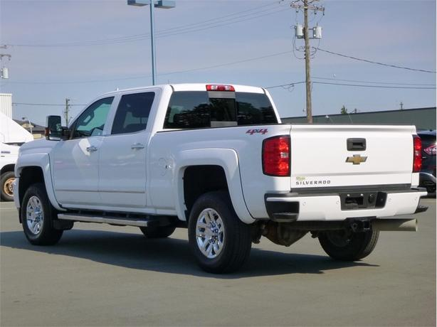 2015 Chevrolet Silverado 3500HD High Country Duramax Diesel