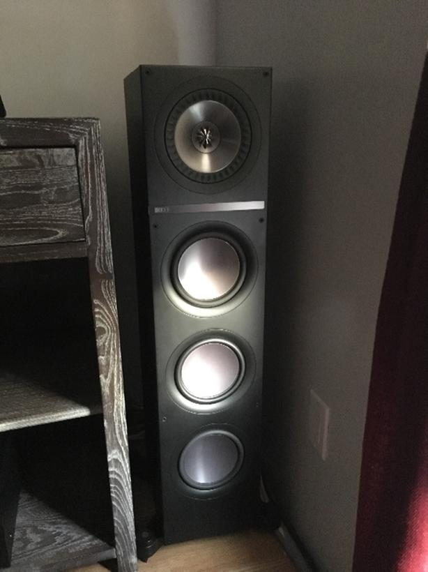  Log In needed $1,300 · Kef speakers