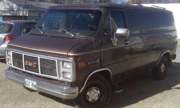 WANTED 80s 90s GMC Chevrolet Full Size Van PARTS