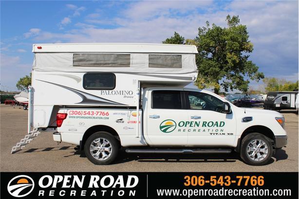2012 Palomino Bronco Truck Camper Central Regina Regina
