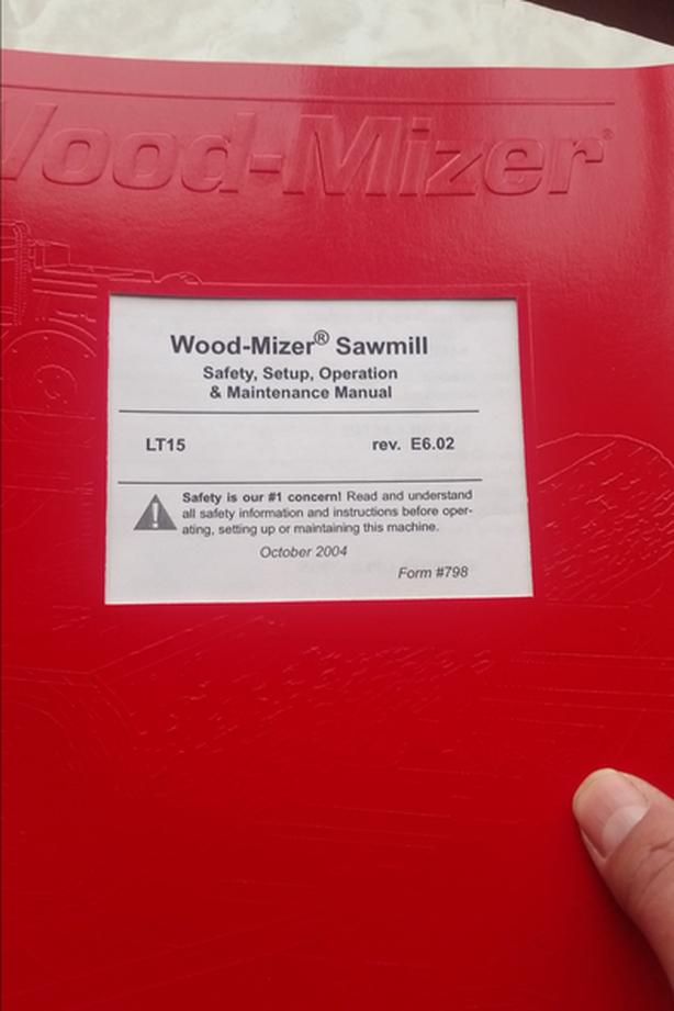 updated* Wood-Mizer LT15 Sooke, Victoria