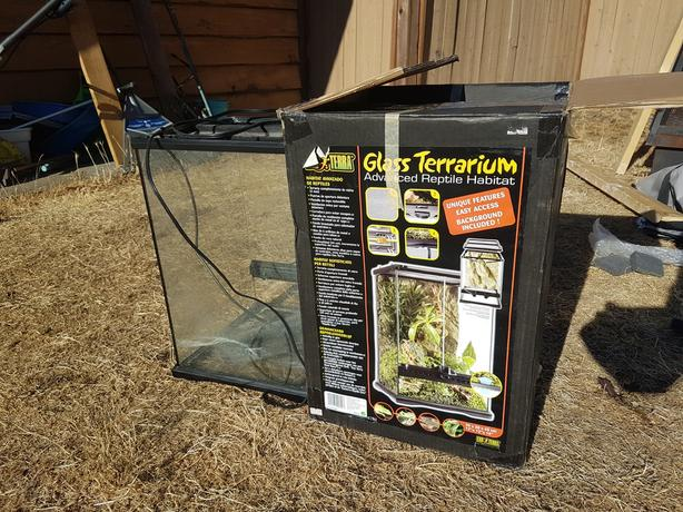 Terrarium For Small Reptiles Lizards Hermit Crabs Other Small