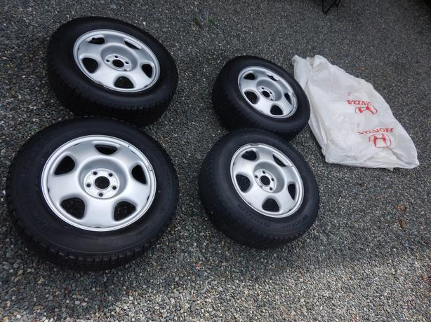 HondaAcura Winter Tires And Rims Saanich Victoria - Acura tires