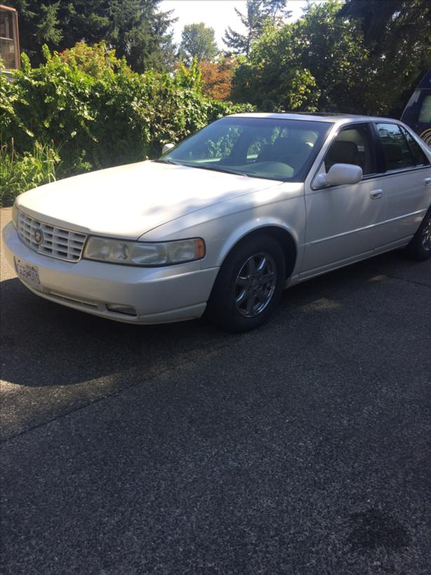 99 Cadillac Seville STS Loaded