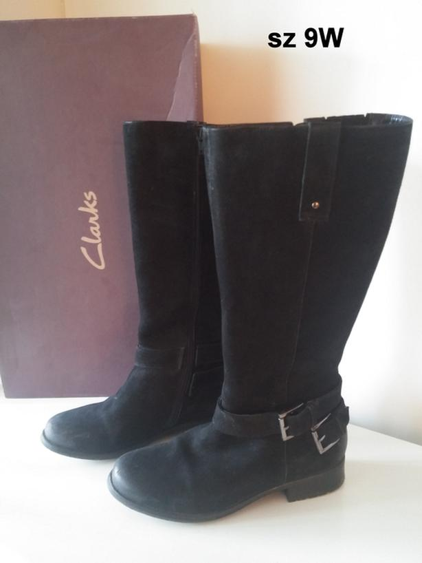 6f905906 Clarks Women's Plaza Steer Leather Boot 9W Burnaby (incl. New ...
