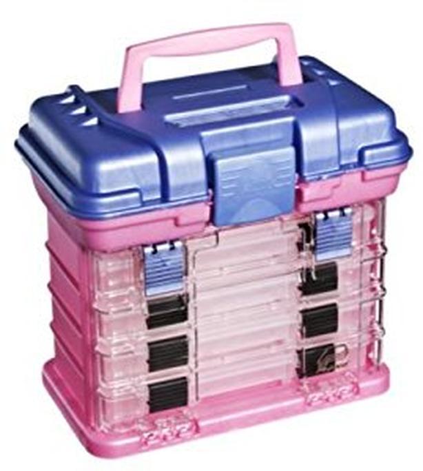 Pink Plano Tackle Box North Nanaimo, Nanaimo