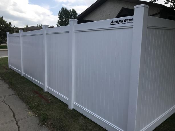 Forever Vinyl Fence, From The Leader in the industry
