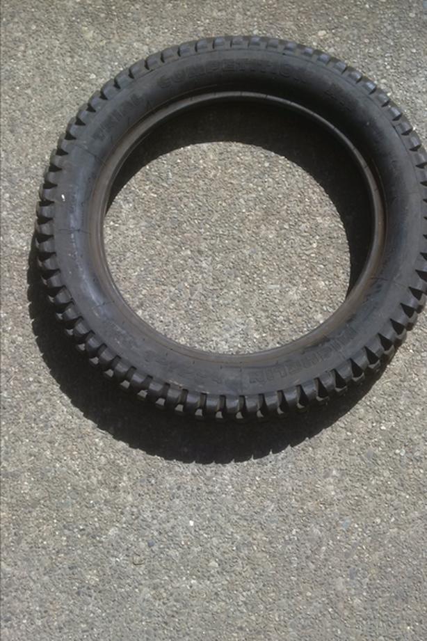 2X trials tires
