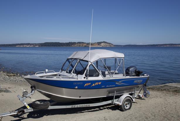  Log In needed $38,800 · 2005 Hewescraft Searunner 180 (88 0 hrs)