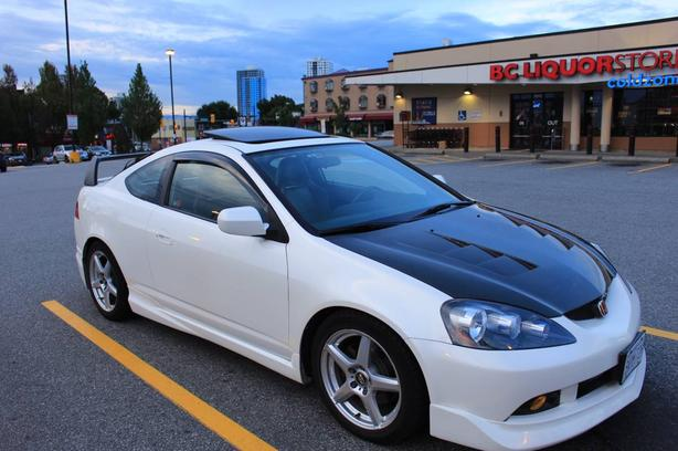 acura rsx type s manual
