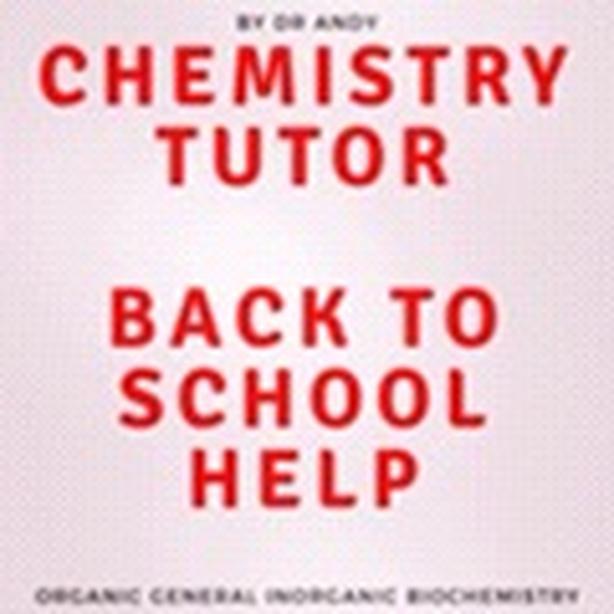 CHEMISTRY EXPERT TUTOR A++++ PhD