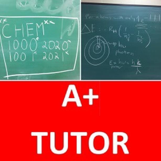 MATH AND CHEMISTRY TUTOR YORK U PhD +++++
