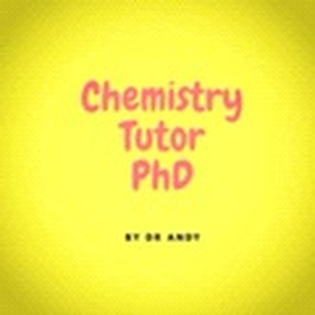 CHEMISTRY TUTOR MATH TUTOR YORK U PhD EXPERT
