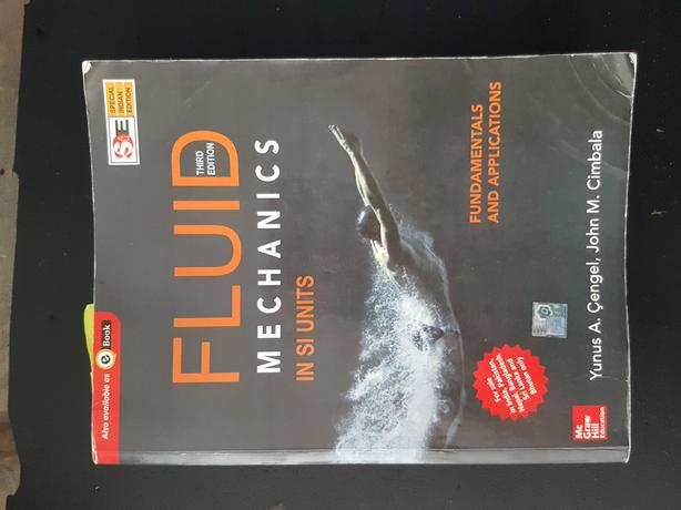 Fluid Mechanics Third Edition Saanich, Victoria