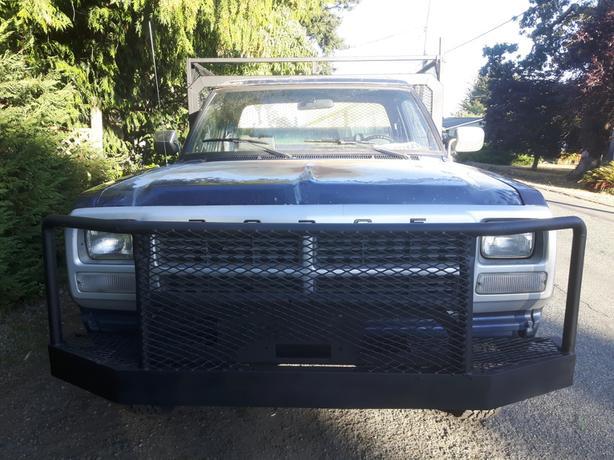 Dodge Cummins 4x4 Dump Truck Victoria City, Victoria