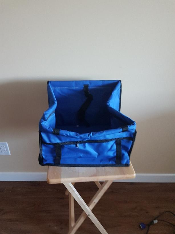 Small Dog Booster Car Seat