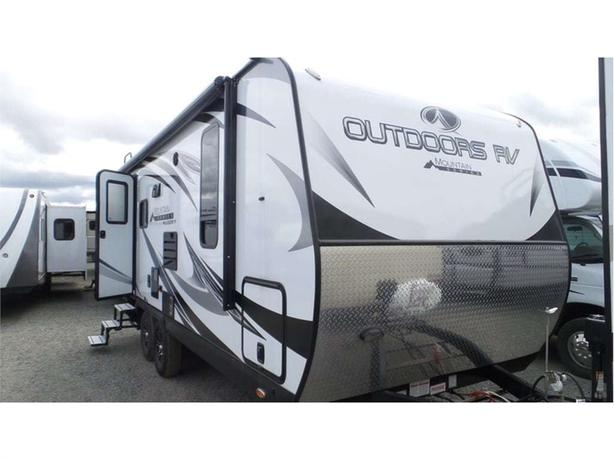2018 Outdoors RV Mountain Creek Side 21RBS -