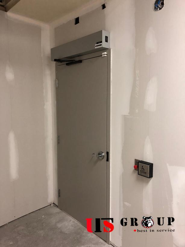 Automatic Door Operators and Handicap Doors