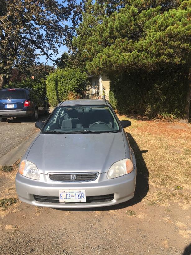 1997 Honda Civic Saanich Victoria