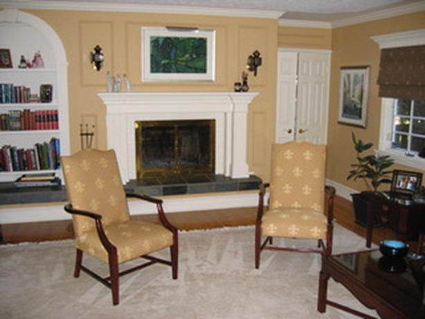 2 Federalist Chairs