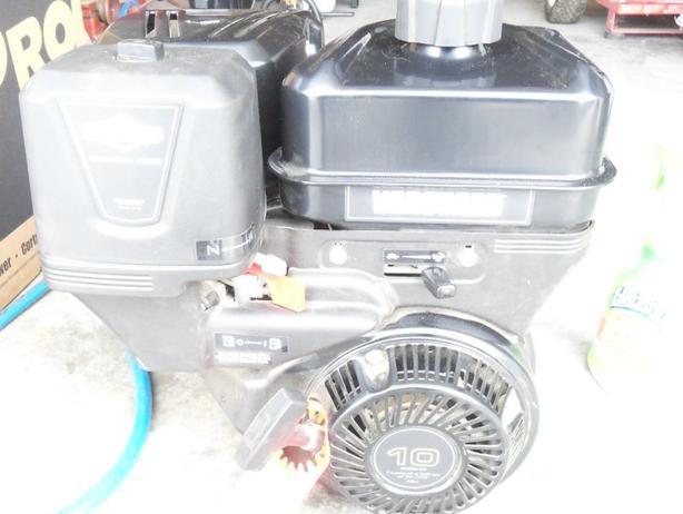 Briggs and Stratton Vanguard Motor - Horizontal Shaft
