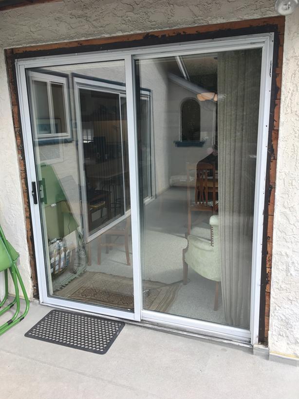 6 Aluminum Glass Pane Sliding Doors Oak Bay Victoria