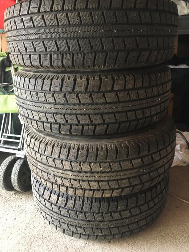 Used Tires Winnipeg >> Newer Winter Tires And Rims 215 70 R15 98t Windsor Park