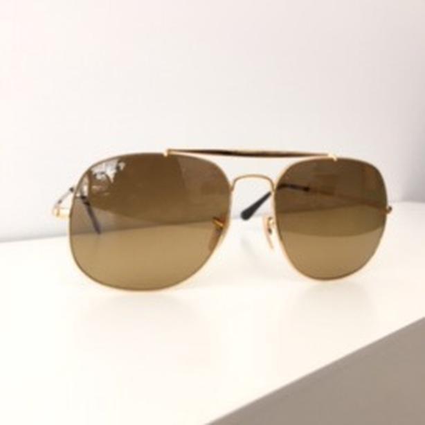 531ace25c290 Ray-Ban The General polarized Aviator-Style Sunglasses Oak Bay, Victoria