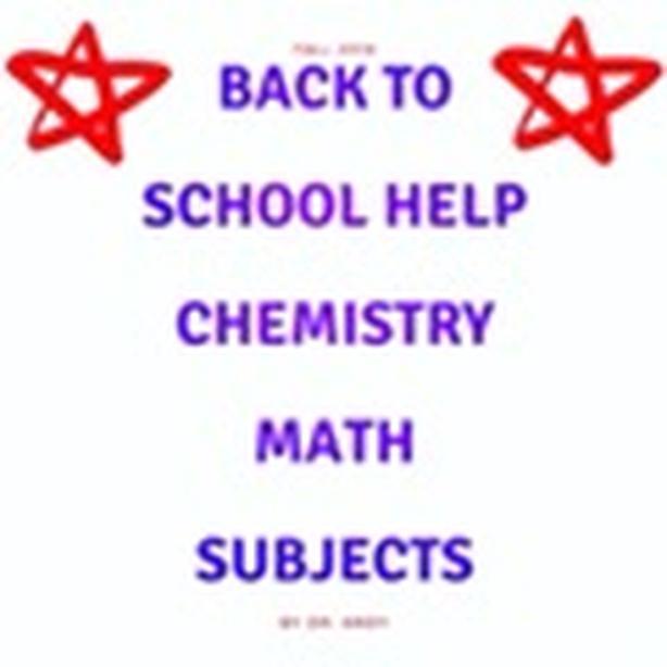 CHEMISTRY TUTOR MATH TUTOR PhD A++++++