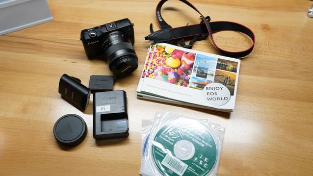  Log In needed $320 · Canon EOS M - Magic Lantern Cinema Camera