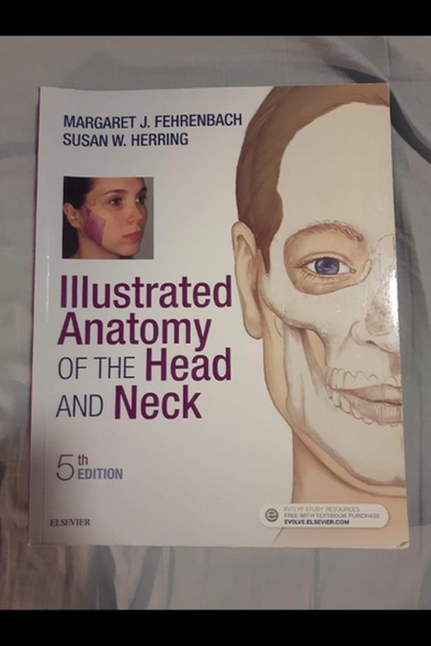 Illustrated Anatomy of the Head and Neck - 5th Edition Malahat ...