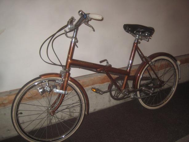 Raleigh 20 Folder bike