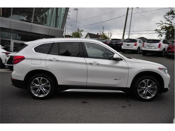 2016 Bmw X1 Xdrive28i Awd With Heads Up Display No Accidents