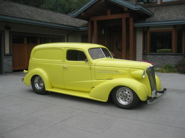 Log In Needed 48 000 1937 Chevrolet Sedan Delivery