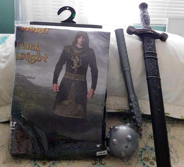 Adult Knight/Soldier Costume and Accessories