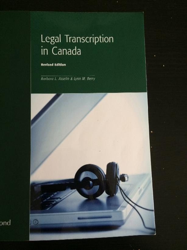 Office Administration Legal text books.
