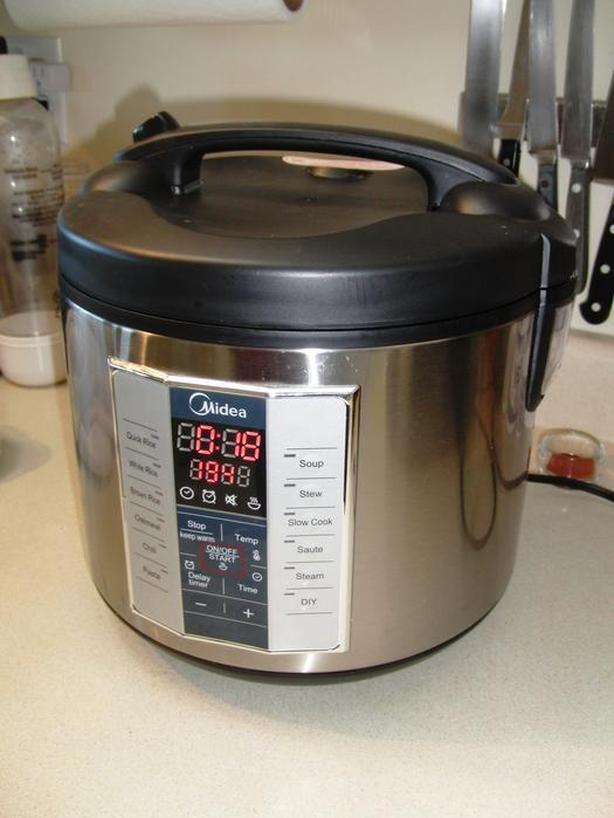 Midea Rice Cooker
