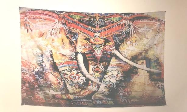 Indian Mandala Tapestry Hippie Wall Hanging Bohemian Bedspread