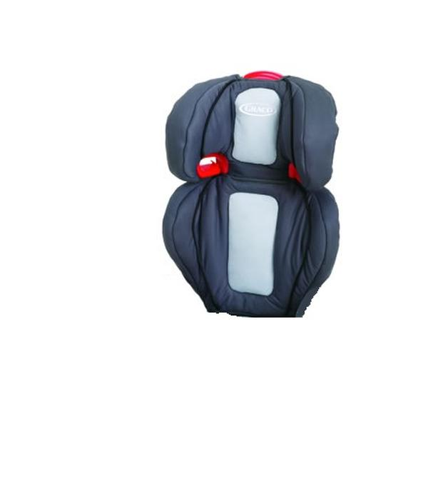 Graco Turbobooster car booster seat high back part