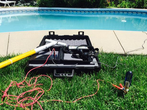 Pool Leak Detection and Scuba Repairs