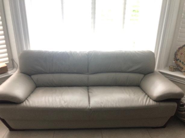 Selling 2 Large grey sofas