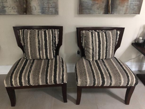 Selling 2 Very Fancy Chairs