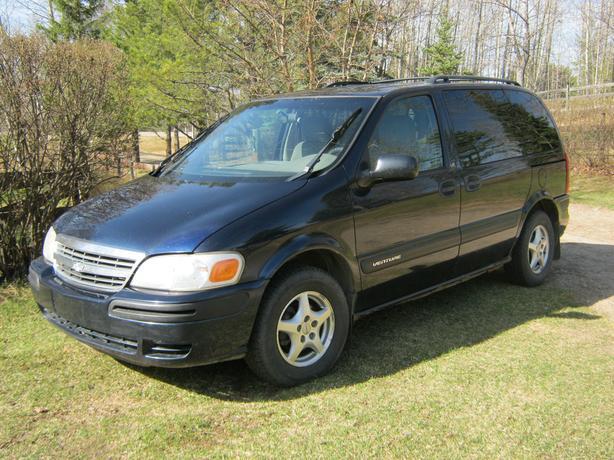 2001 Chevrolet Ventura Van