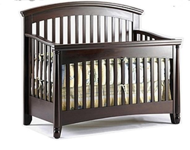 Chanderic Regency crib